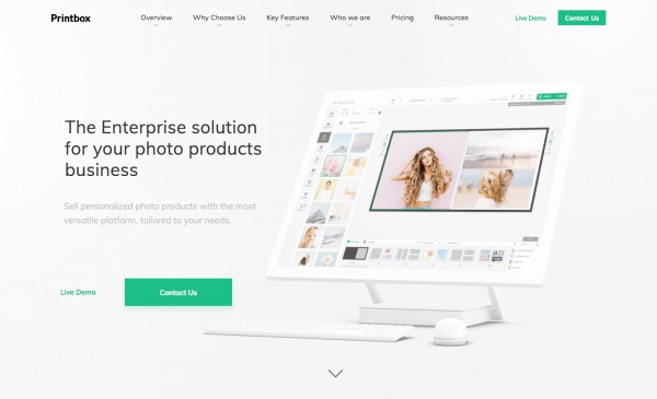 Printbox - The Enterprise solution for photo products business