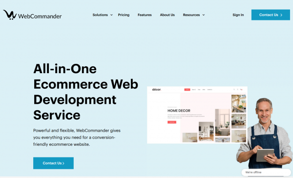 WebCommander
