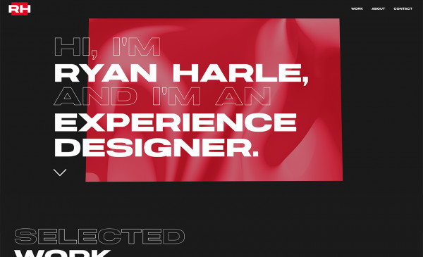 Ryan Harle Experience Design