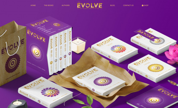 Lets Evolve Book Series