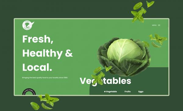 Thomas Vegetables