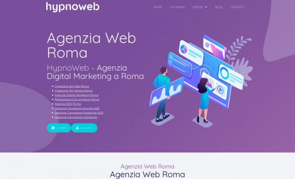 HypnoWeb Agenzia Web Roma