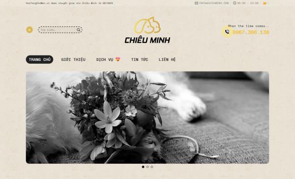 Chieu Minh Pet Cremation