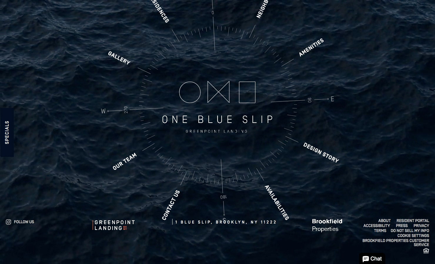 One Blue Slip