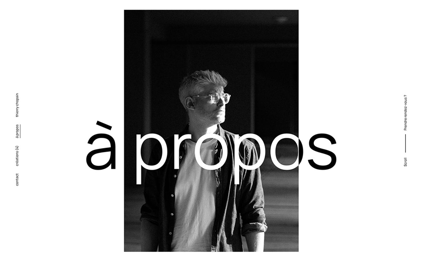 Thierry Chopain Portfolio 2020