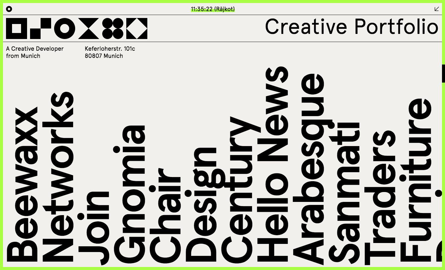 Loukas Anastasiou Creative Developer