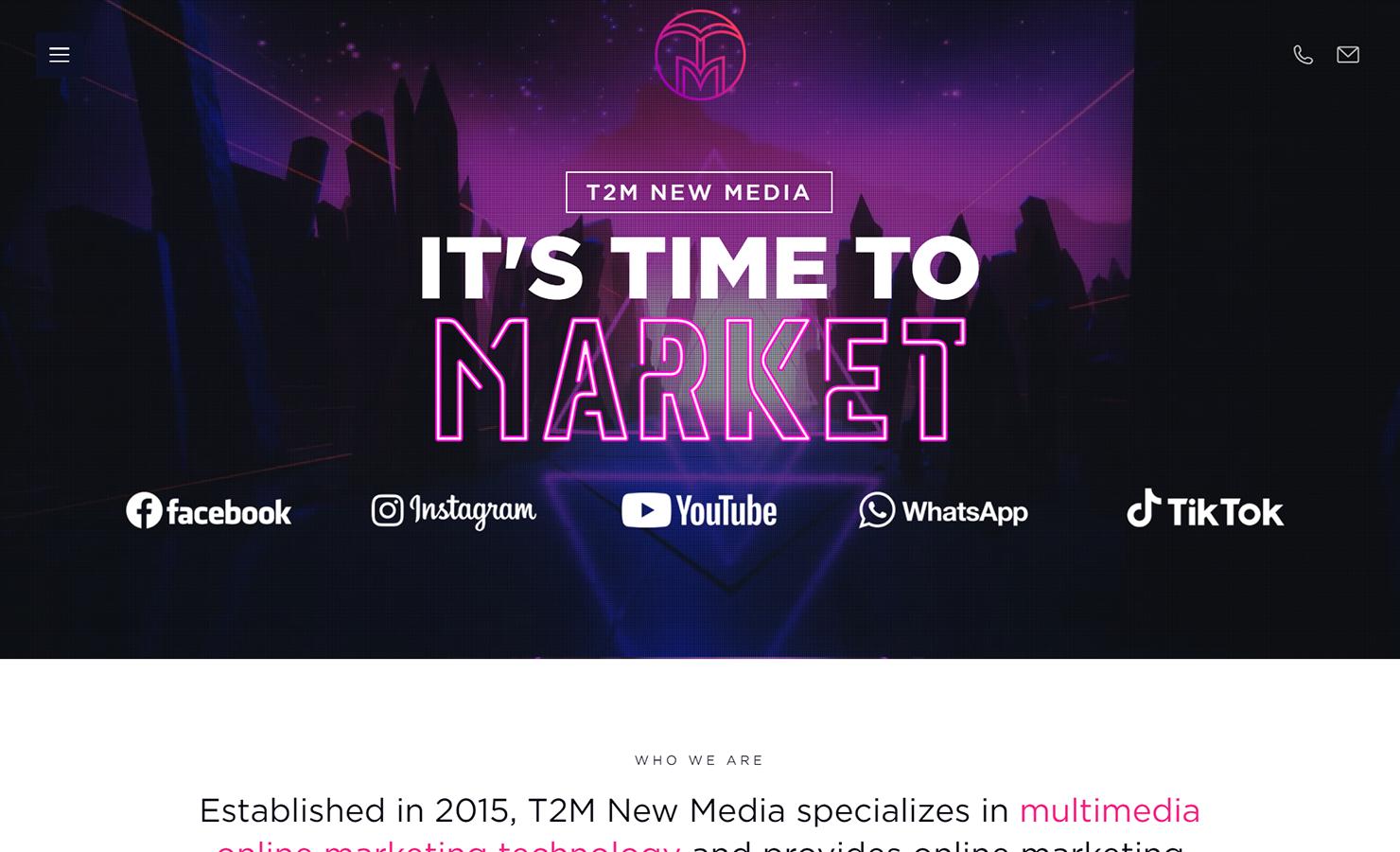 T2M New Media